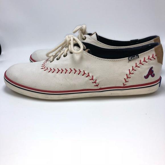 New Keds Atlanta Braves Baseball